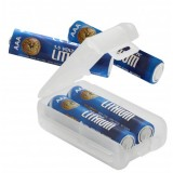 Aaa Lithium Batteries Clamshell