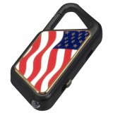 Poly Sapphire Usb American Flag