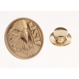Asp Eagle Lapel Pins