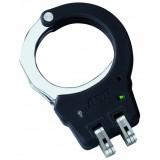 Black Steel Handcuffs Hinge Green European