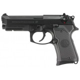 92FS Compact with Rail Bruniton with Trijicon sights 9 mm Handguns 10 Rounds J90C9F15