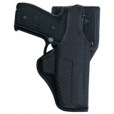 Vanguard Mid ride Duty Holster With Jacket Slot Belt Loop Model 7115