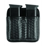 Accumold Elite Triple Threat Ii Double Magazine Pouch Hi gloss Model 7922
