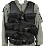 Omega Elite Cross Draw/Eod Vest 30EV25BK
