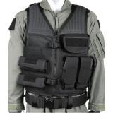 Omega Tac Shotgun/Rifle Vest 30EV31BK
