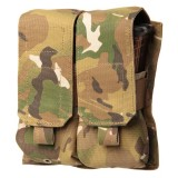 S.T.R.I.K.E. M4 Single Rifle Mag Pouch (Holds 4) Multi Cam 37CL03MC