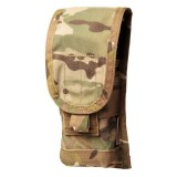 S.T.R.I.K.E. M4 Staggered Rifle Mag Pouch (Holds 2) Multi Cam 37CL65MC
