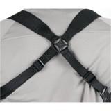 Horizontal Shoulder Nylon Holster Black 40HS01BK-LG