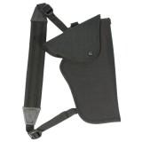 Scoped Pistol Bandolier Holster 40SB03BK-R