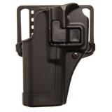 SERPA CQC Concealment Holster Matte Finish 410500BK-R