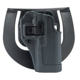Serpa Sportster Holster Gun Metal Gray 413500BK-L