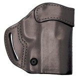 Compact Askins Leather Concealment Holster 420501BK-L