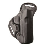Check-Six Leather Concealment Holster Black 420701BK-L