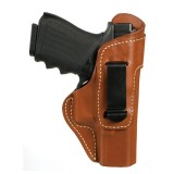 Leather Inside-the-pants Holster With Clip Brown 421429BN-L
