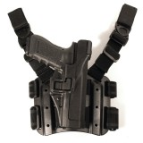 Level 3 SERPA Tactical Holster Black 430600BK-L