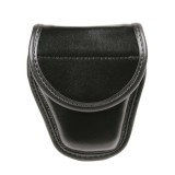 Handcuff Pouch Single Duty Gear Plain Finish Molded 44A100PL