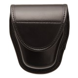 Double Handcuff Case - Plain Black 44A101BW