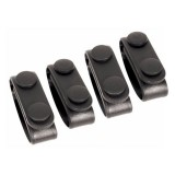 Molded Belt Keepers Black 44B300BK