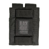 Belt Mounted Double Pistol Mag Pouch 51PM01BK