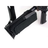 M-4 Collapsible Stock Rifle Mag Pouch 52BS17BK
