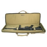 "Homeland Security Discreet Weapons Carry Case Coyote Tan 35"" 65DC35DE"