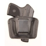 Sportster Leather Belt Slide Holster  74LH00BK