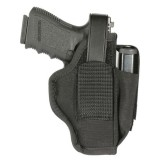 Sportster Ambidextrous Holster with Mag Pouch B990234BK