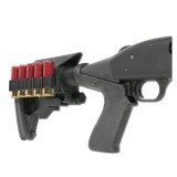 PowerPak Modular Cheek Piece Black Shotgun Stocks K04009-C