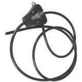 Cable Lock Black Adjustable, Trail Cam Accessories 119518C