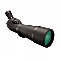 20-60x80 Black Porro Prism, Elite Spotting Scopes 784580