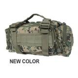 Modular Style Deployment Bag