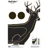 Visicolor Deer Target 10 pack