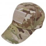 Flat Bill Trucker Hat Multicam