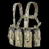 Barrage Chest Rig Multicam