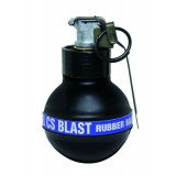 CS Rubber Ball Blast with Safety Clip