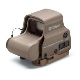 EXPS3-2TAN Single CR123 battery;reticle pattern