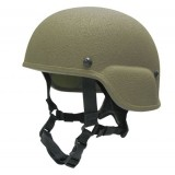 Tactical Ballistic Helmet (TBH)-II Special Operations, Ground Helmet with no NVG Holes