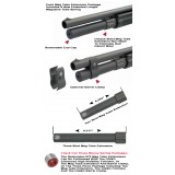 Remington 870 3-shot Extended Mag. Tube Model Ggg-1546-3
