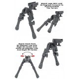 Xds-2c Tactical Bipod (Compact) Model Ggg-1721