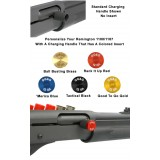 Remington 1100/1187 Enhanced Charging Handle - Rack It Up Red Model Ggg-1826