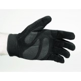 Black ShearStop Cycle Glove Full Finger