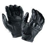Operator Hard Knuckle Leather Glove