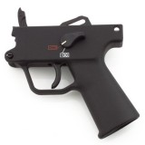 3‐Round burst (3RB) ambidextrous trigger group, fits MP5A2/A3/Navy/SD