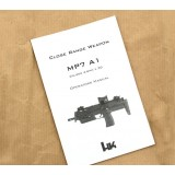 Manual, Operators, MP7