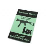 Manual, Operator, UMP