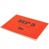 Manual, Operators, MP5/K/SD