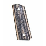 Black And Silver Eclipse Grips Compact Model 1000847A