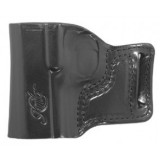 Gat Slide Owb Holster 5 Inch 4 Inch 3 Inch Left Black Model 4100661