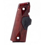 Crimson Trace Lasergrips Rosewood Compact Green Model 4700045