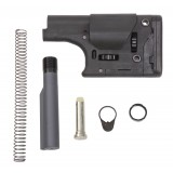 DMR556-KIT DMR556 Stock, MIL Spec Extension Tube, End Plate, Castle Nut, Carbine Action Spring, H2 Buffer